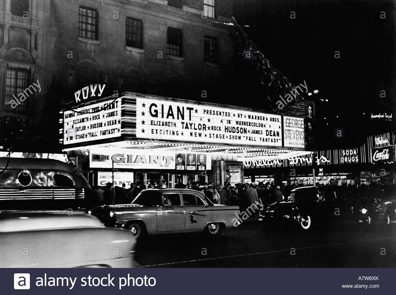 """movie, ""Giant"", USA 1955, director: George Stevens ..."