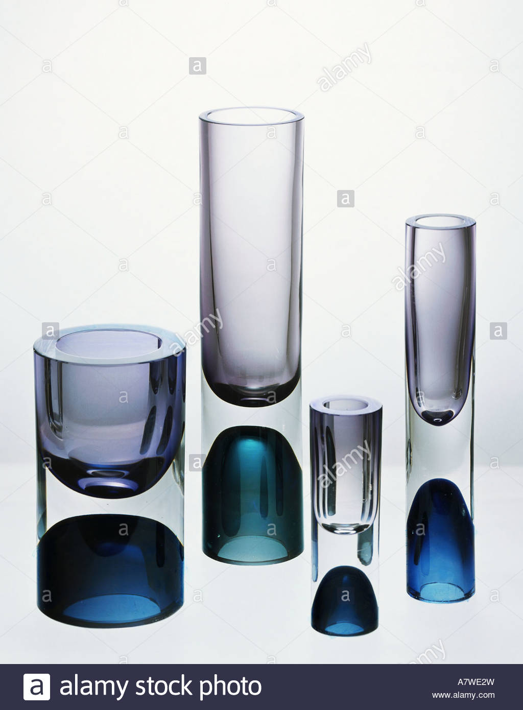 Cylindrical vase stock photos cylindrical vase stock images alamy fine arts glass vases design by tapio wirkola finland 1957 reviewsmspy