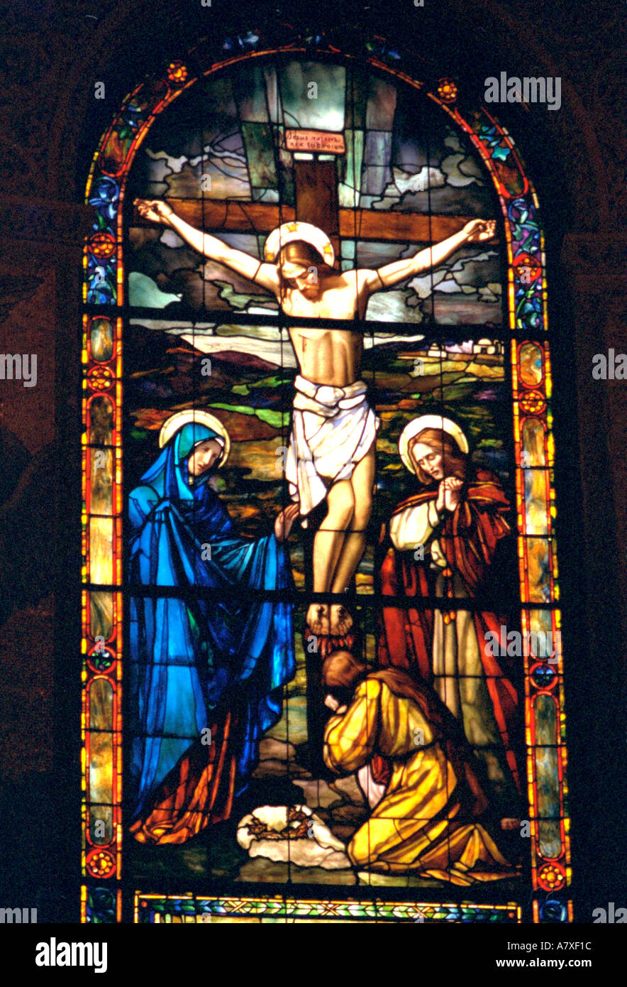 stained glass windows jesus wwwpixsharkcom images