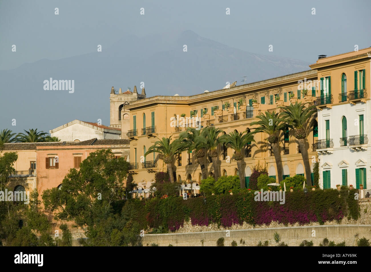San Domenico Palace Hotel Oldest Most Famous Monastery In Italy Exterior View