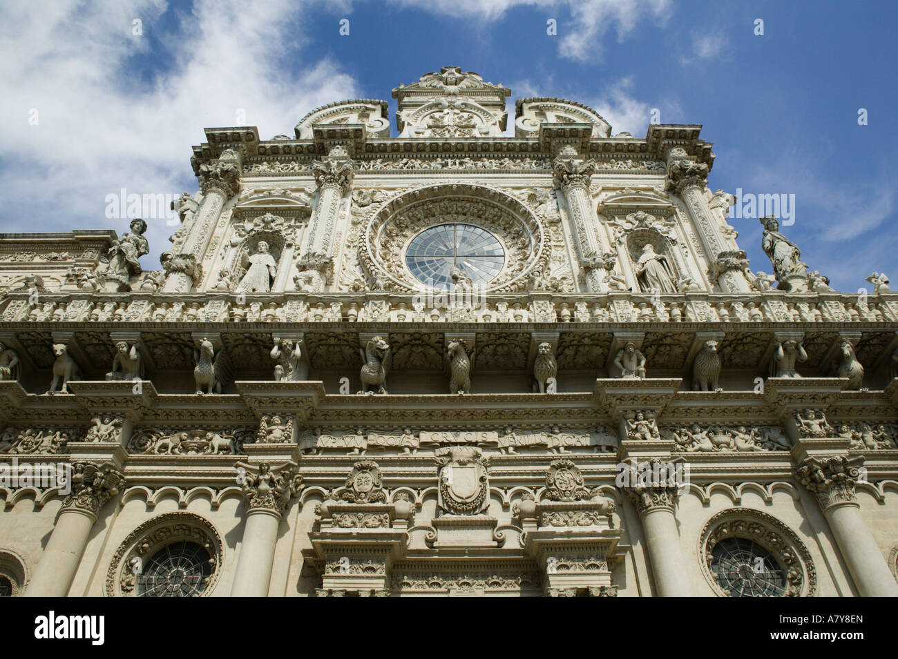 Italian baroque architecture images for Baroque architecture in italy
