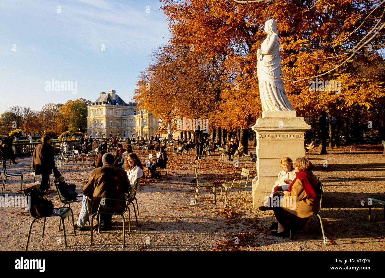 fall in paris france - photo #38
