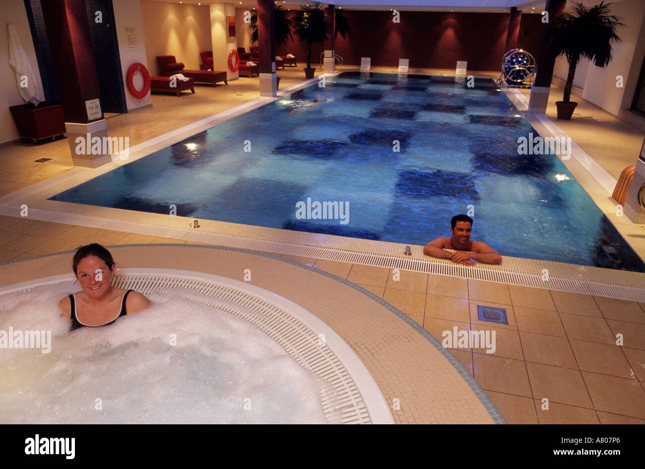 Belgium brussels champneys swimming pool luxurious - Hotels in bath with swimming pool ...