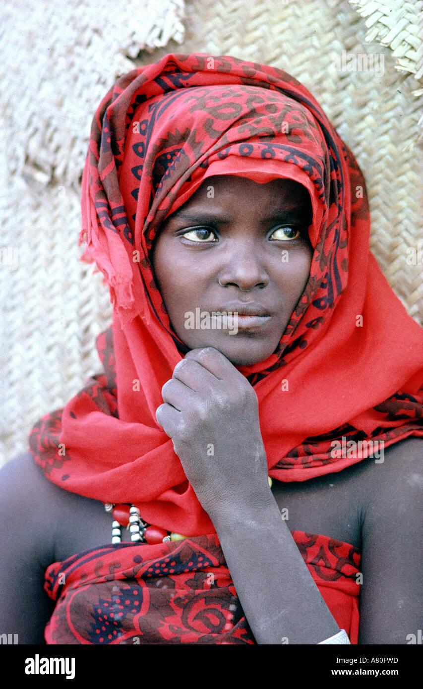 djibouti woman