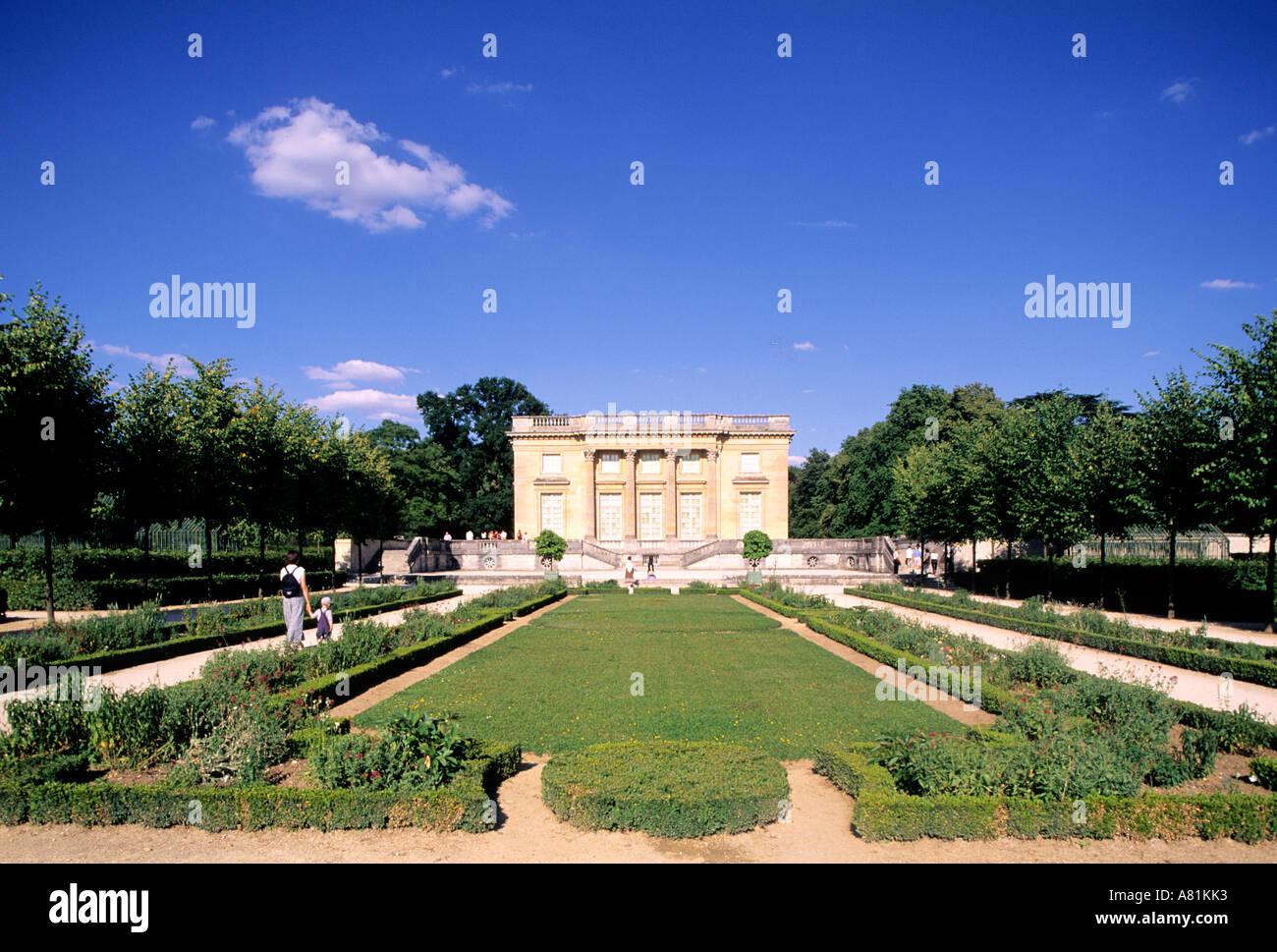 France yvelines versailles ch teau de versailles petit for Chateau yveline