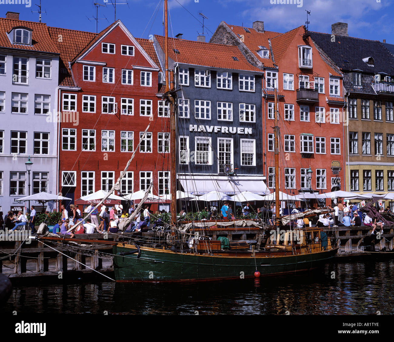 Denmark, Sjaelland Island, Roskilde, Museum Of Viking Boats Stock ...