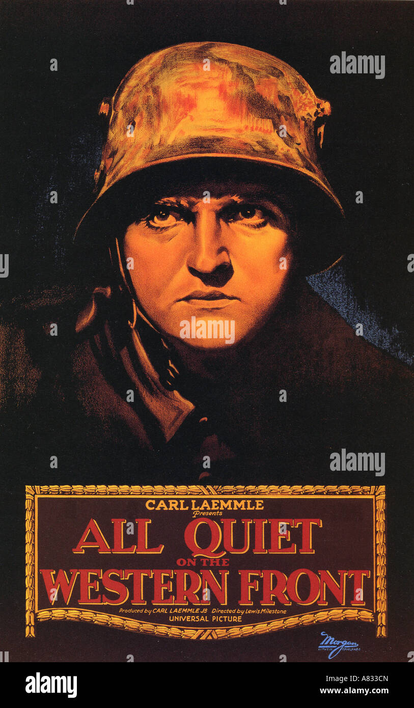 a review of delbert manns directed film all quiet on the western front All quiet on the western front (1930) was based on the erich maria remarque novel of the same name directed by lewis milestone and starring louis wolheim, lew ayres, john wray, arnold lucy and .