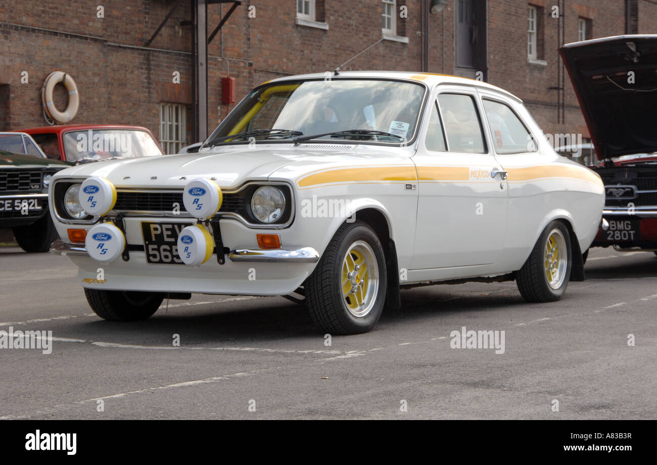 Ford Escort Mark 1 Stock Photos & Ford Escort Mark 1 Stock Images ...
