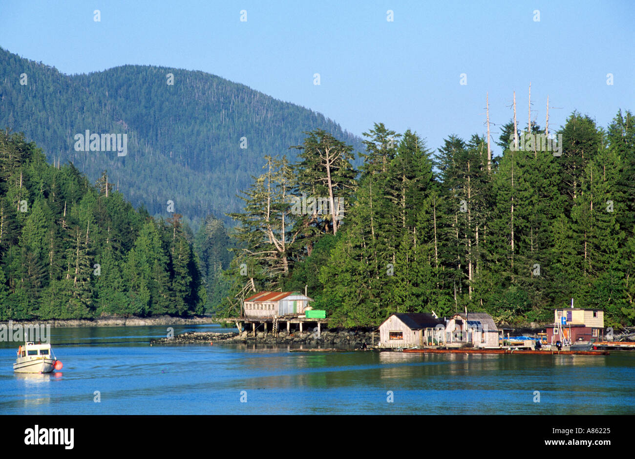 Vancouver Island Rural Land