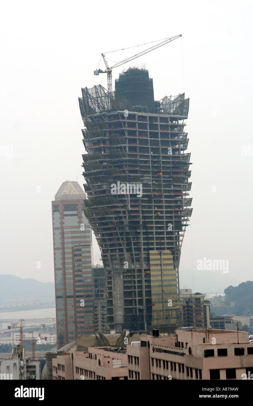 Macau casino construction casino arizoa