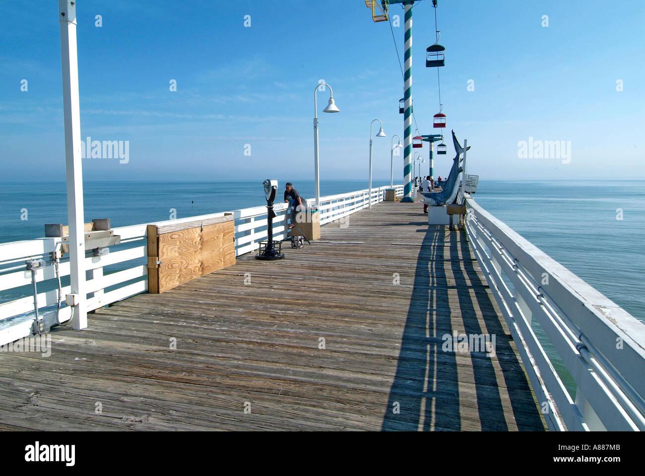 Pier Fishing In Daytona Beach Fl
