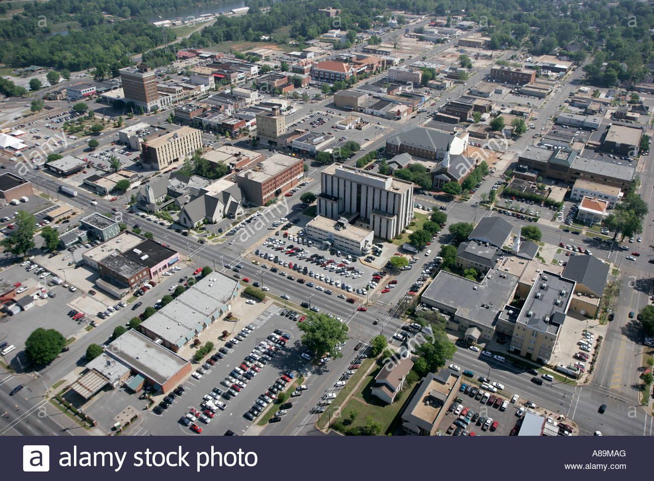 Tour Of Tuscaloosa