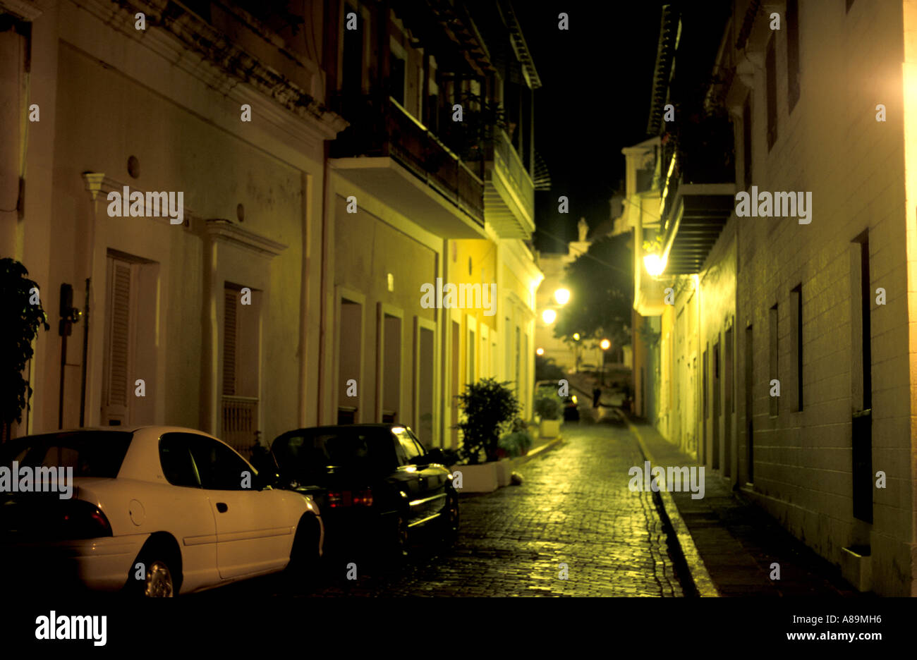Old San Juan Nightlife