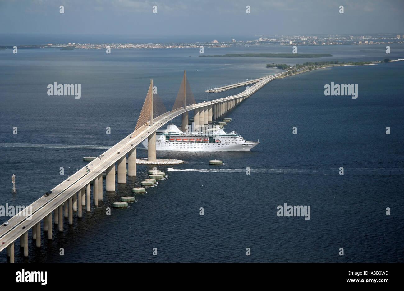 Sunshine Skyway Bridge Car Accidents
