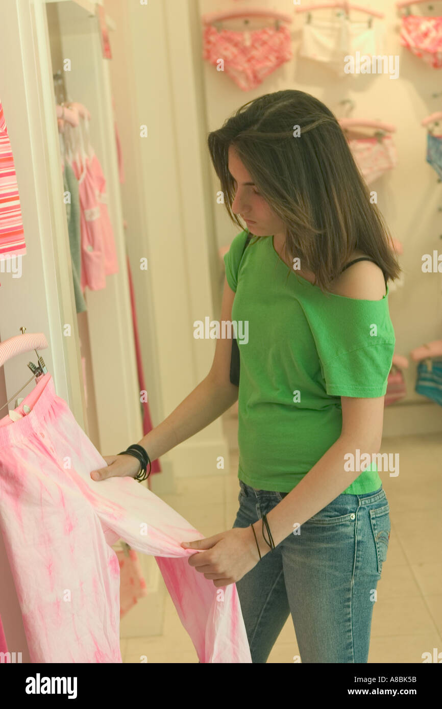 My girls, 13 & 16 shop at Forever 21, Hollister, Charlotte Russe, H &M, Nordstrom Jr's dept., Macy's or even Windsor for dresses sometimes. I think that at this age Children's Place and Justice are a little too young for them, my kids wouldn't be caught dead in there .