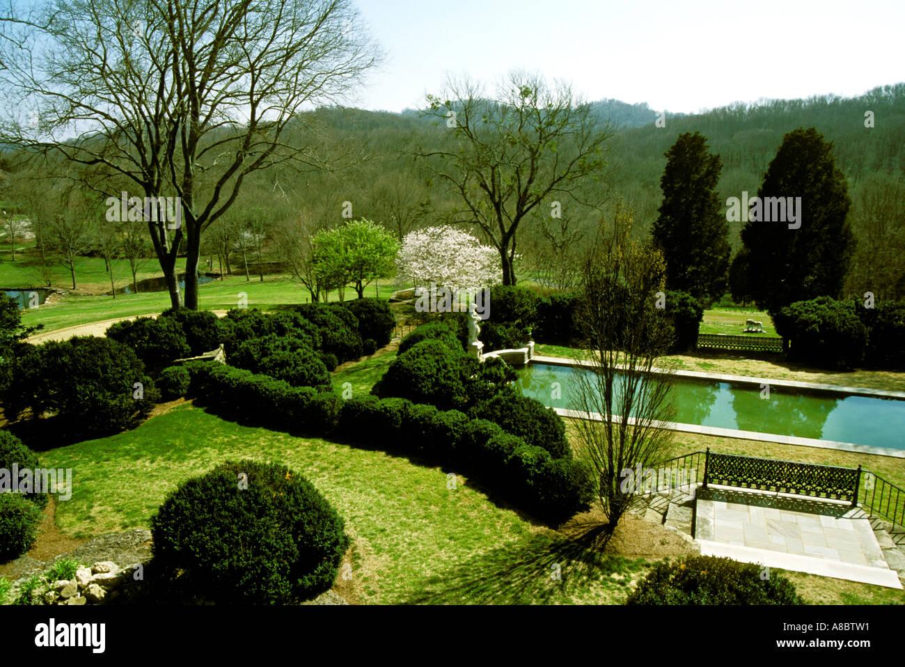 Exceptionnel Tennessee Nashville Cheekwood Botanical Gardens