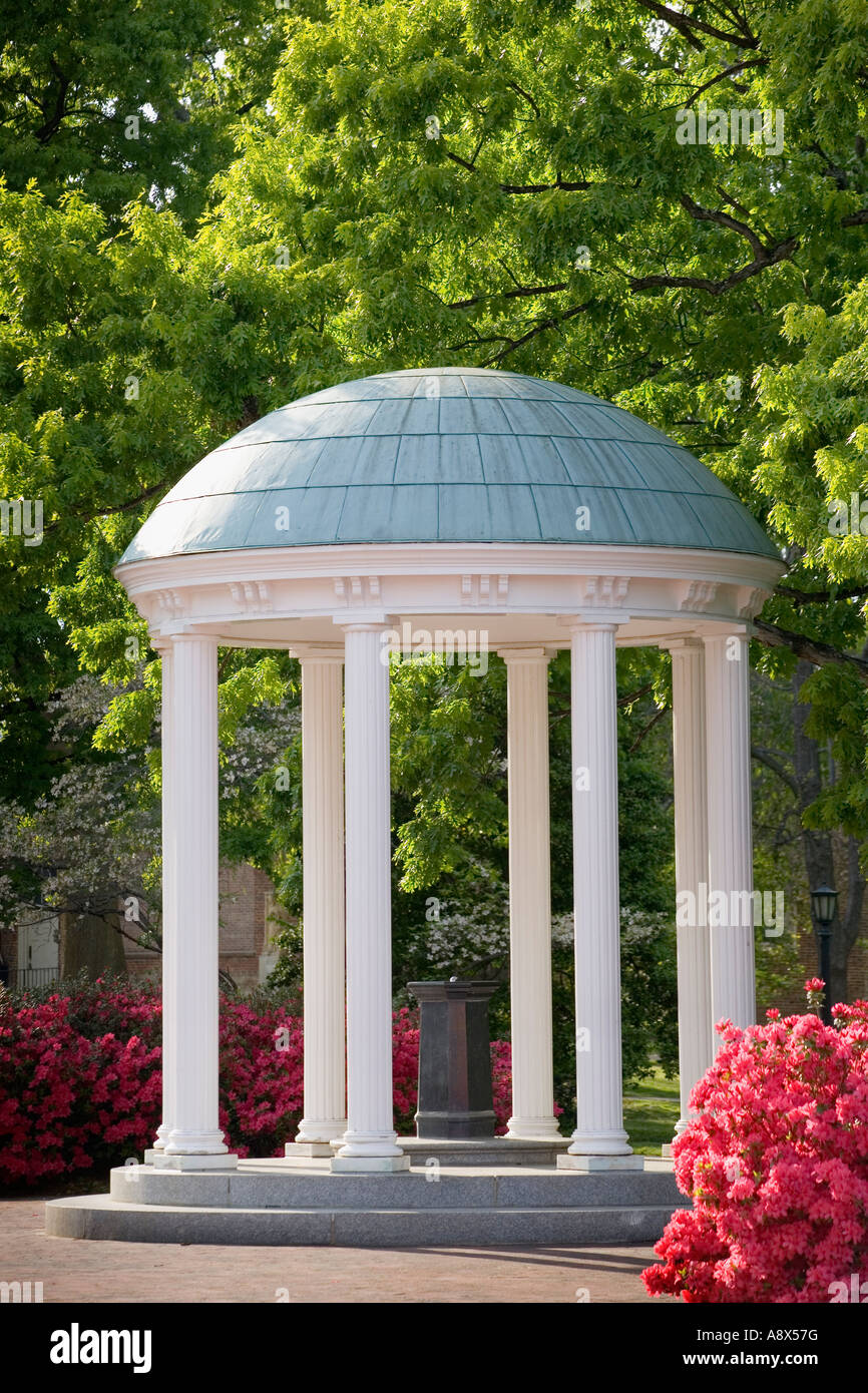 The old well symbol of university of north carolina and azaleas the old well symbol of university of north carolina and azaleas chapel hill buycottarizona