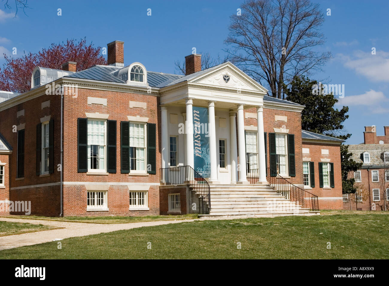 Home university of maryland baltimore - Homewood Is Federal Style Home And Museum On Campus Of Johns Hopkins University Charles Street Baltimore Maryland