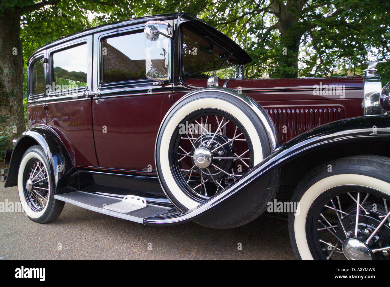 Ford A Classic Car Stock Photo Royalty Free Image - Classic car 1930