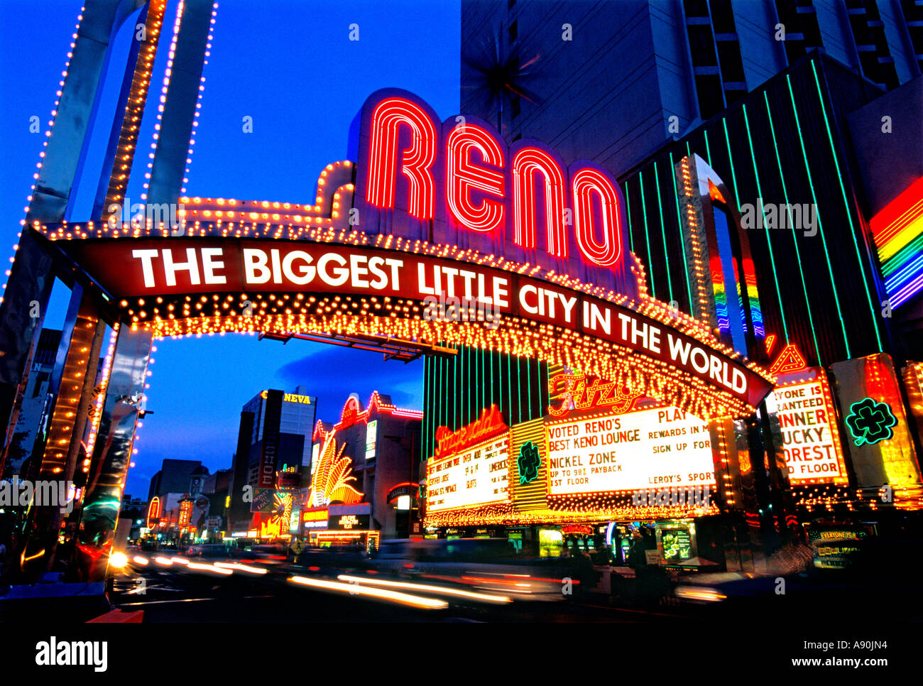 Image result for reno biggest little city