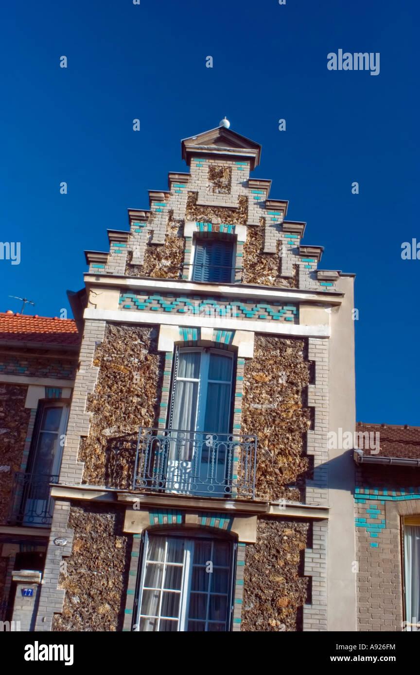 """Apartment Building Front architecture paris france """"dutch style"""" """"apartment building"""" front"""