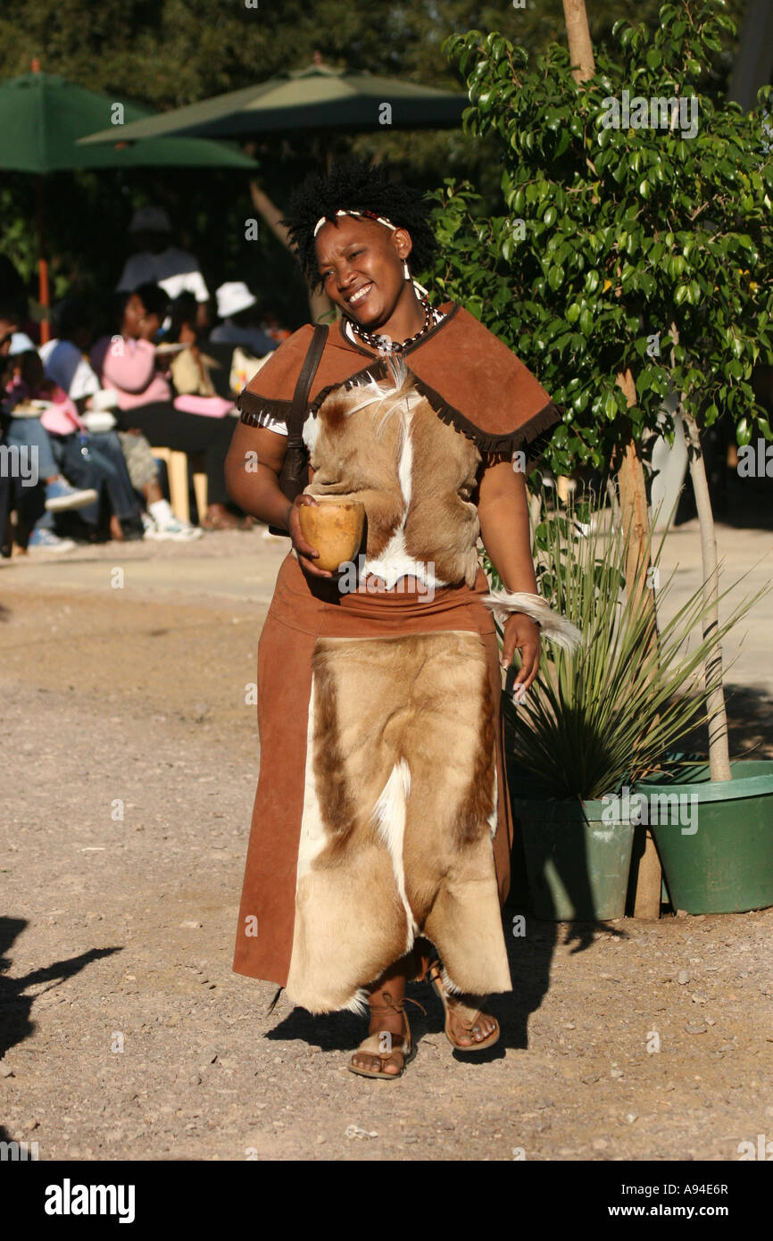 Traditional Botswana Dresses