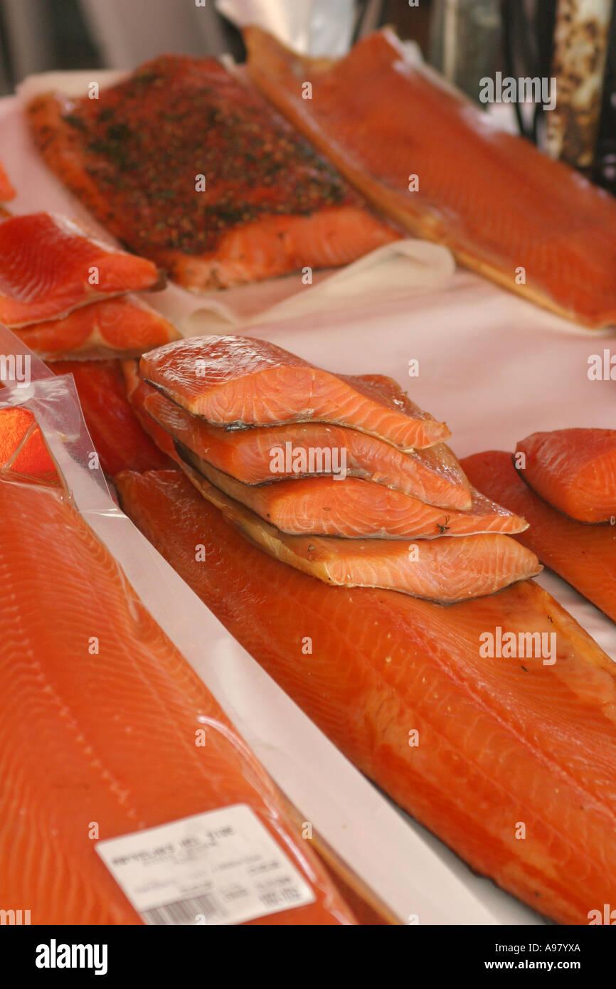 how to buy fresh salmon