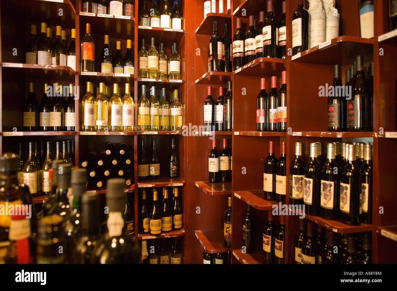 Wine And Liquor Storage Room Stock Photo Royalty Free