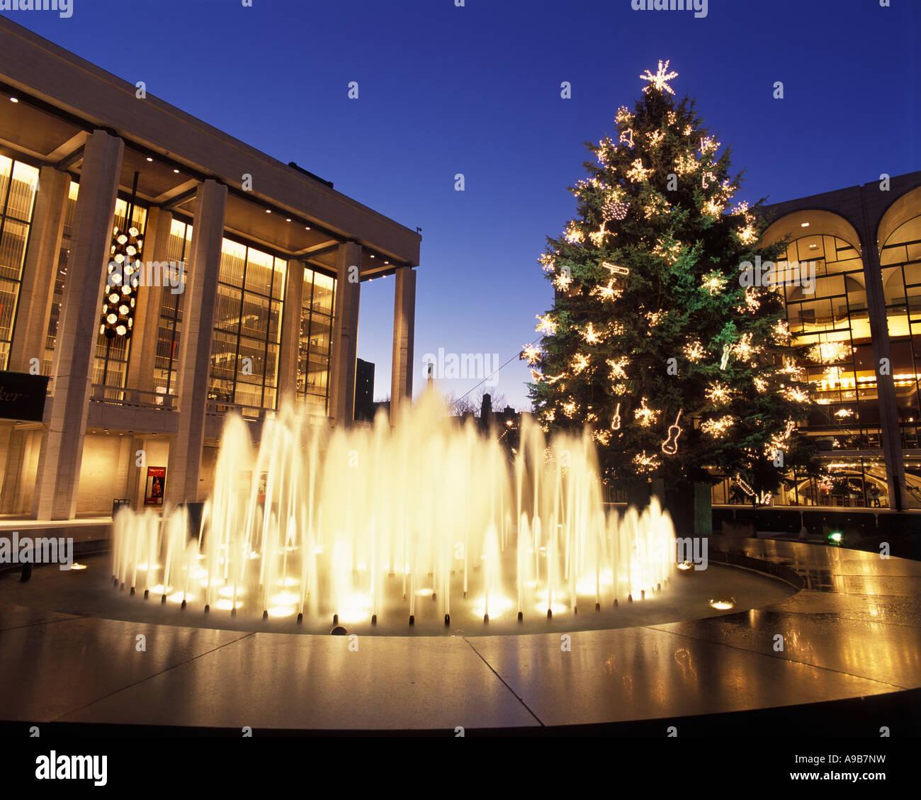 New York Christmas Tree Decorations