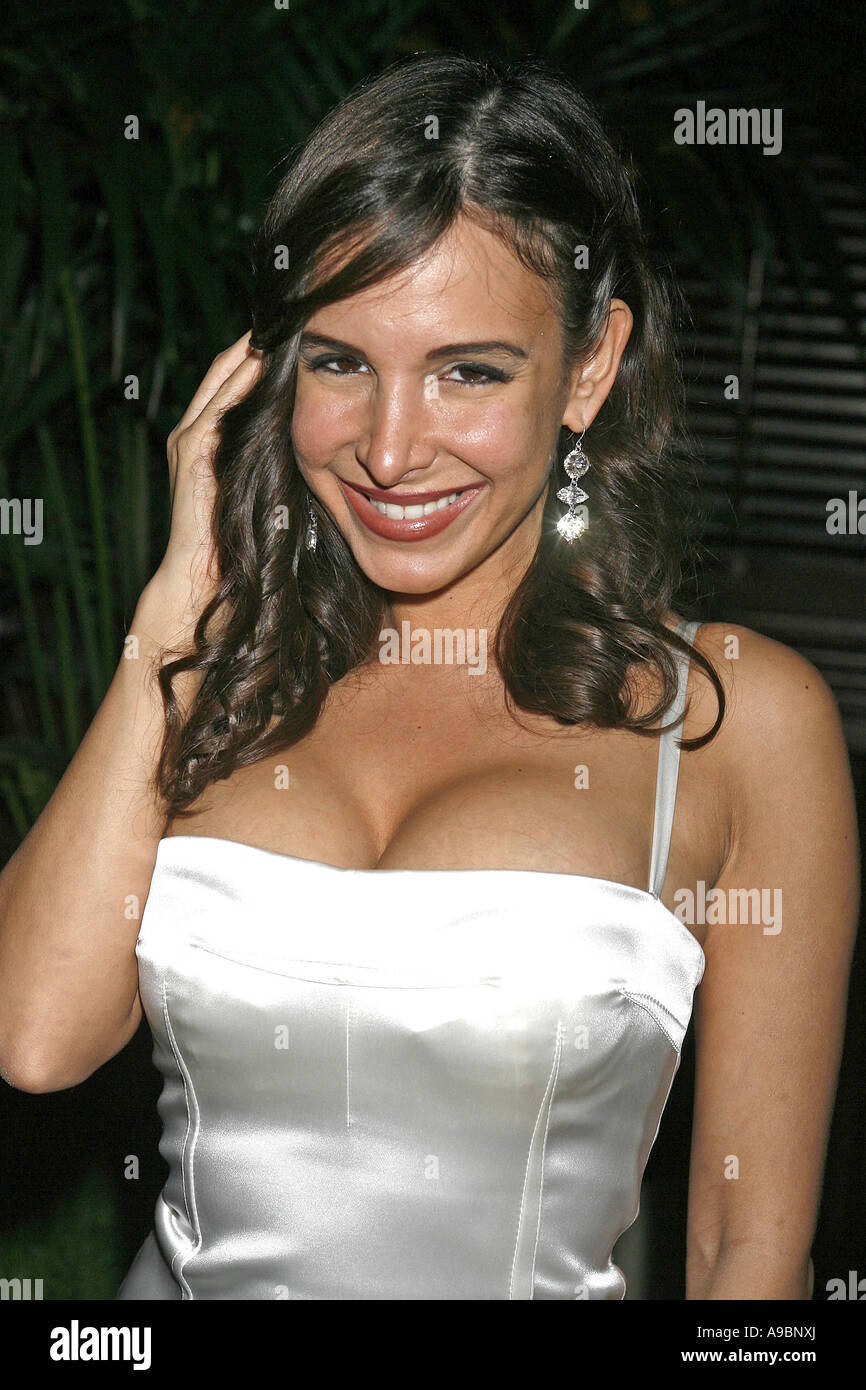 MAYRA VERONICA- Cuban Model And Celebrity In 2007 Stock