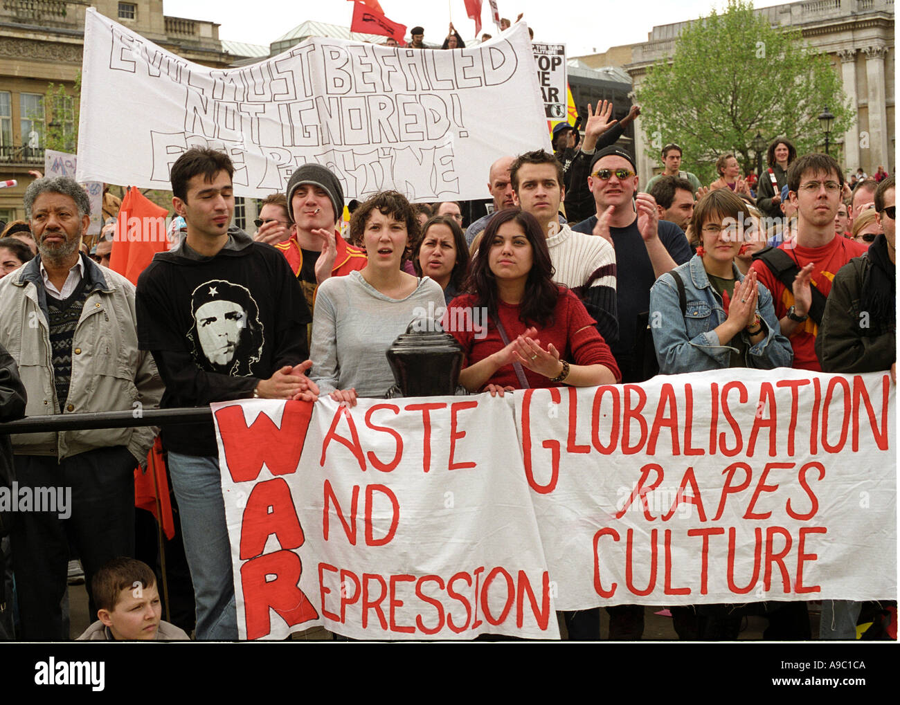 globalization and anti globalization The anti-globalization movement is critical of the globalization of capitalism the movement is also commonly referred to as the global justice movement [1], alter-globalization movement, anti-corporate globalization movement [2], or movement against neoliberal globalization.