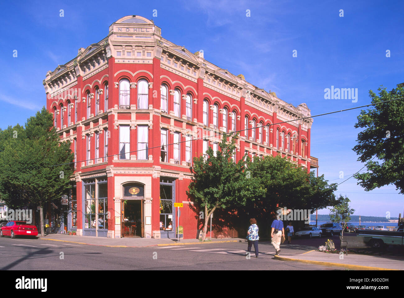 Washington State Historical Buildings