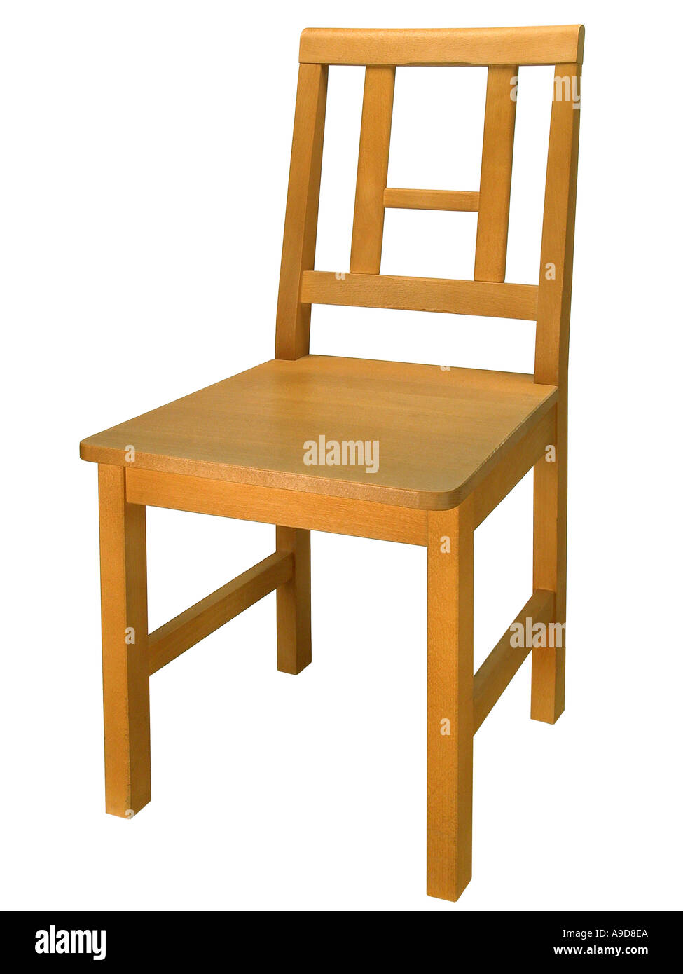 simple wooden chair. Wooden Chair Wood Furniture Sit Seat Simple Plain L