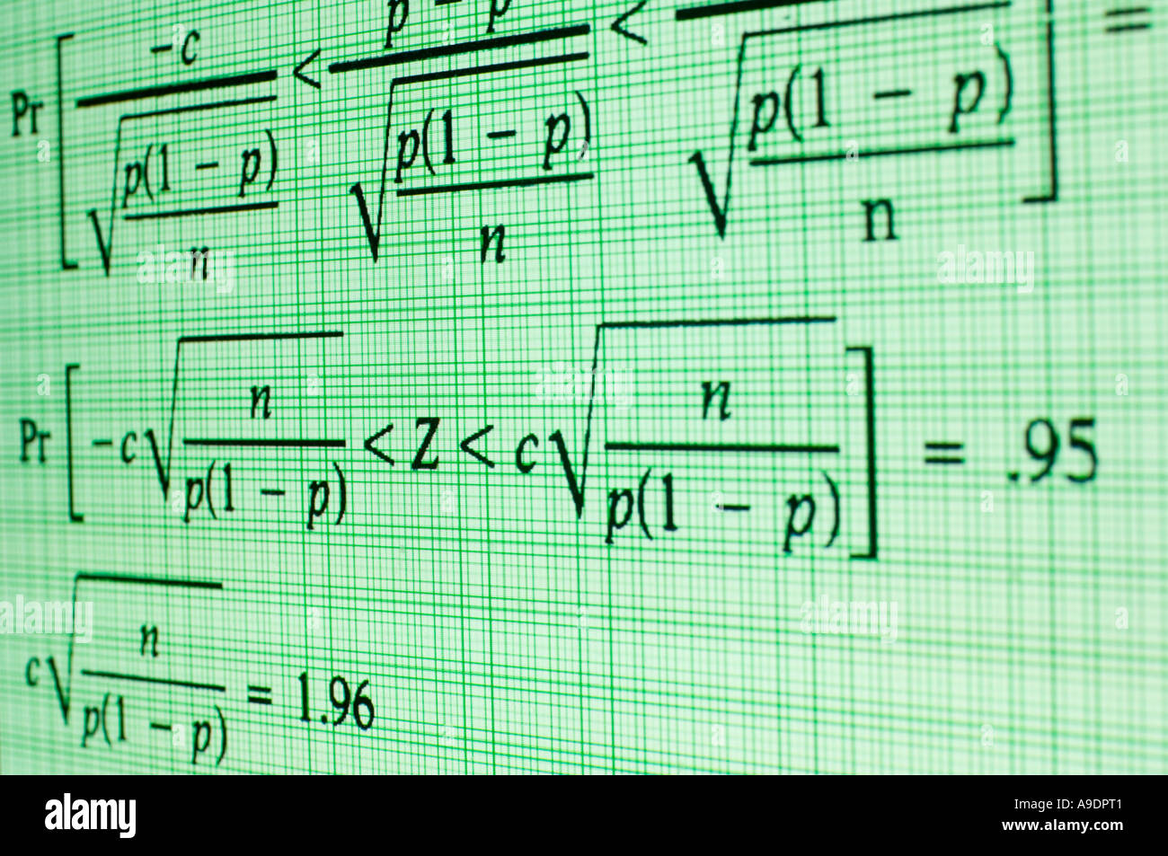Multiple math symbols on graph paper projected onto computer multiple math symbols on graph paper projected onto computer screen biocorpaavc Choice Image