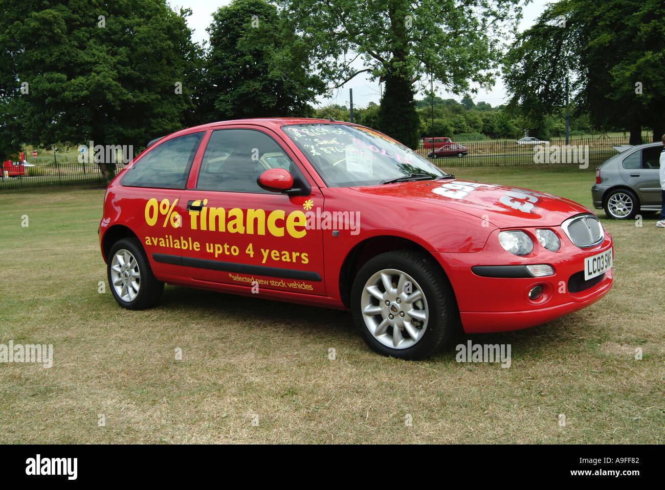 rover car maker manufacturer england english GB 25 New car Finance ...