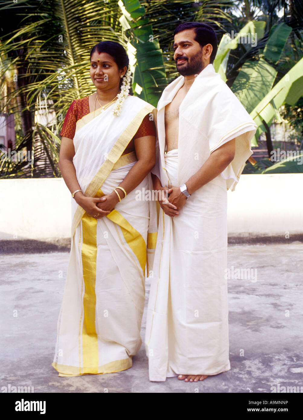Perfect Traditional Dress Of Kerala  IMG  Gods Own Country Kerala