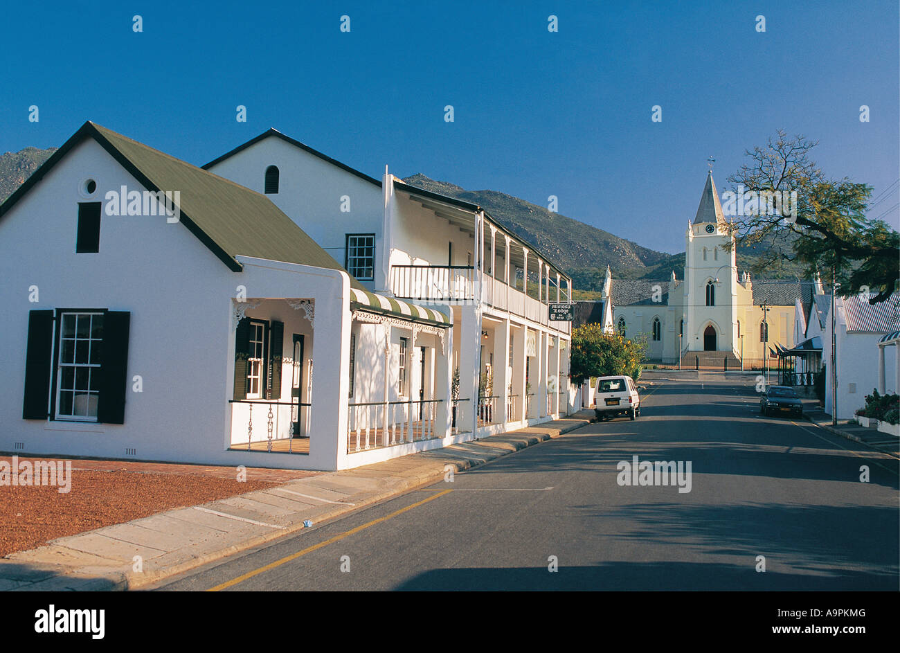 Ladismith South Africa  city pictures gallery : Ladismith Little Karoo Western Cape South Africa Stock Photo, Royalty ...