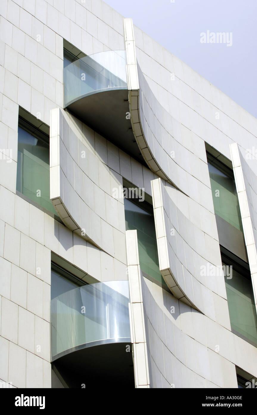 Modern Day Architecture modern architecture design building windows barcelona catalunya