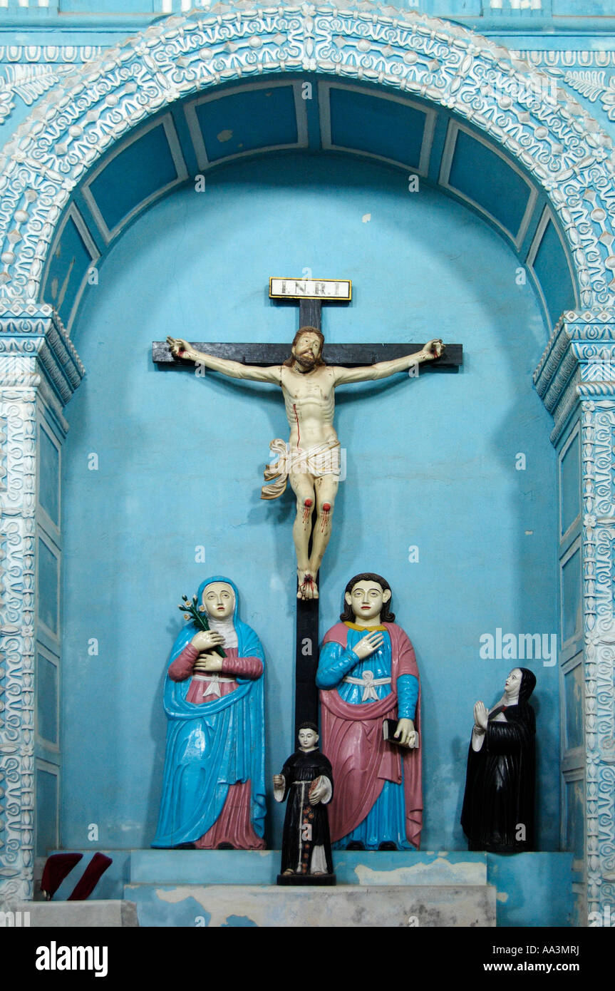 St anthony royal chapel old goa india stock photo royalty free st anthony royal chapel old goa india biocorpaavc