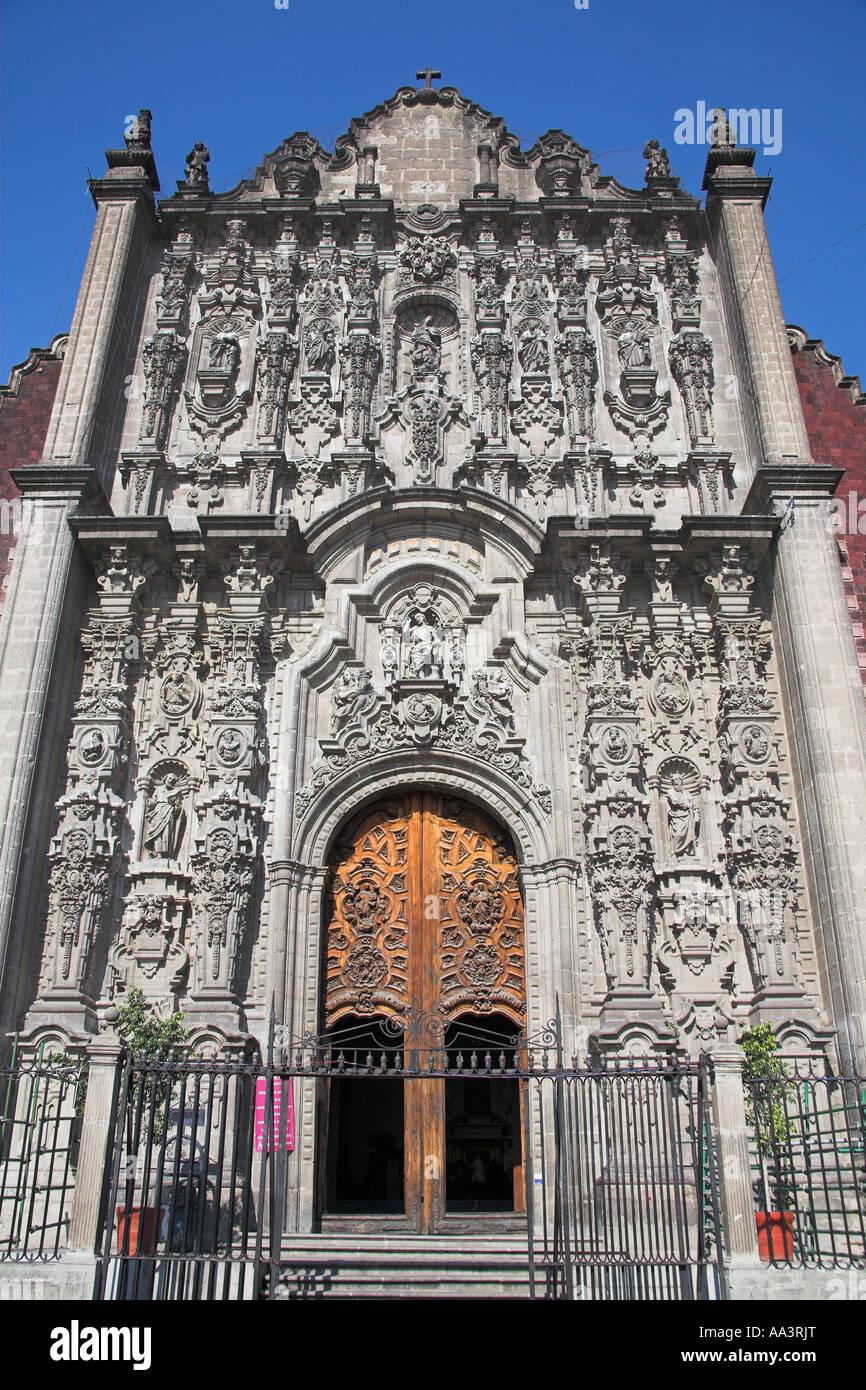 Sagrario Metropolitano, Chapel Attached To Catedral