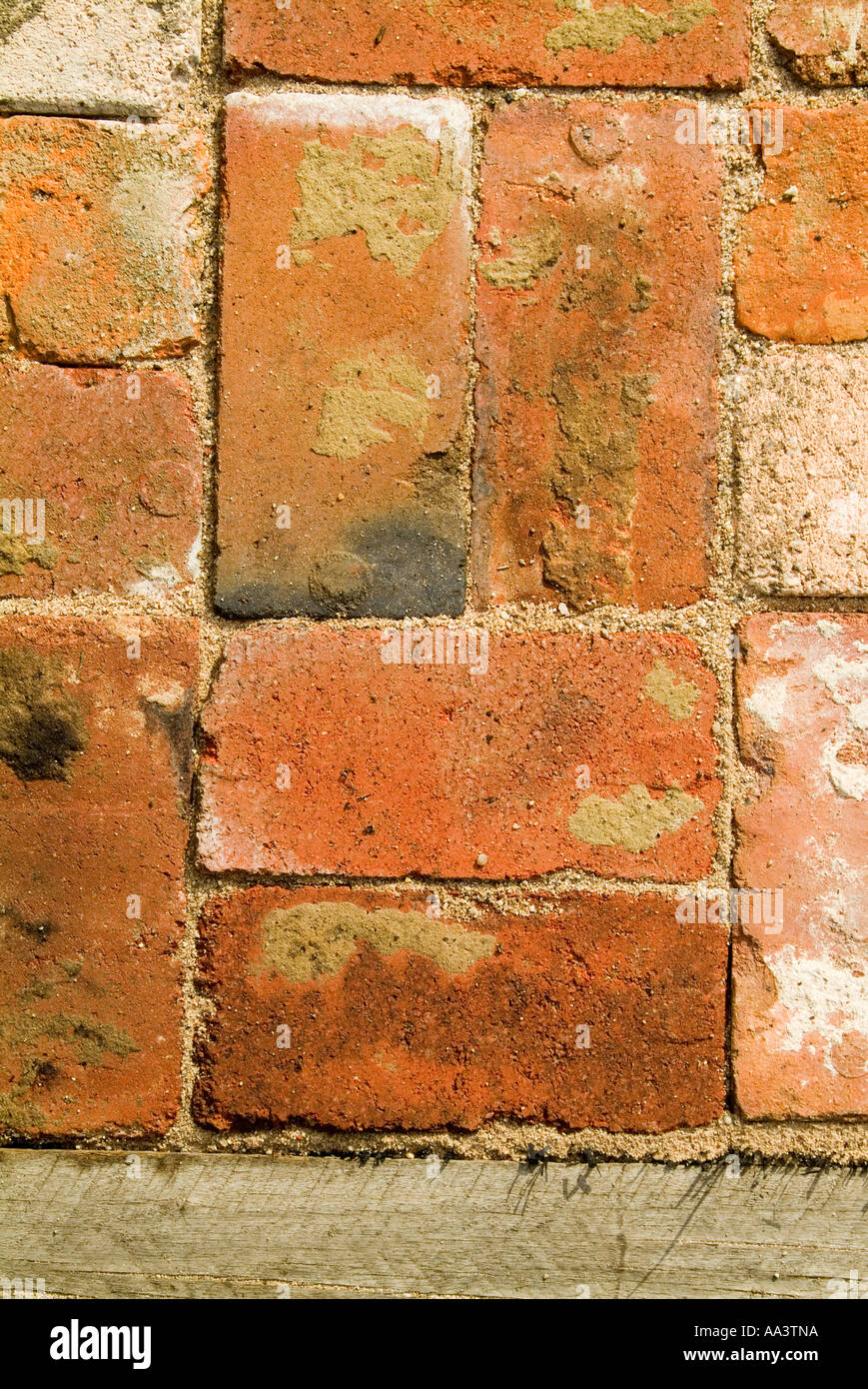 Basket weave brick pattern - Recycled Bricks Laid In A Basketweave Pattern In Coarse Sand As Paving