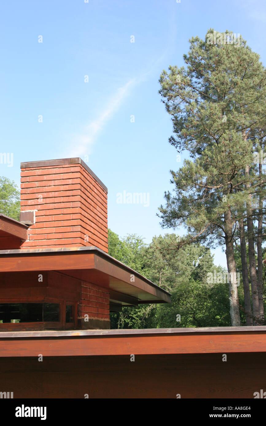Alabama Florence Rosenbaum House Frank Lloyd Wright