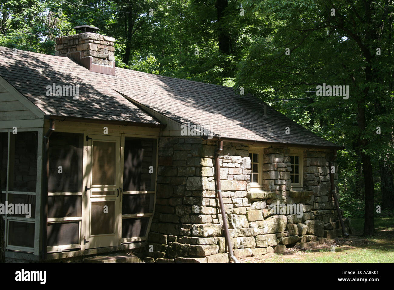Merveilleux Huntsville Alabama Monte Sano State Park Rental Cabin Porch Family Cottage