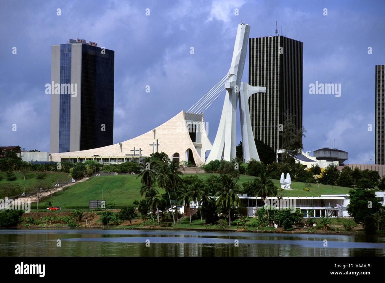 Abidjan Ivory Coast Cote D Ivoire West Africa St Paul