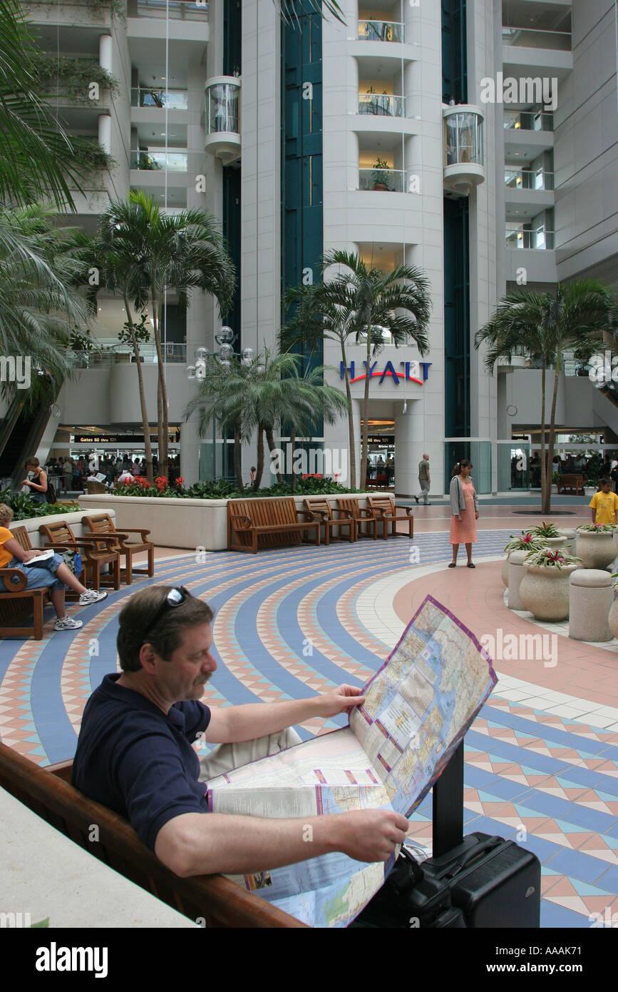 hyatt hotels florida map