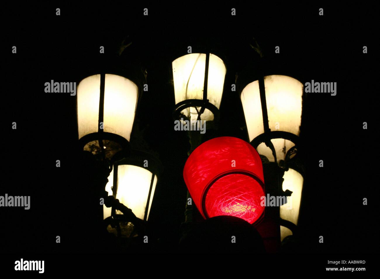 Laternen - Kandelaver Stock Photo, Royalty Free Image: 7189052 - Alamy