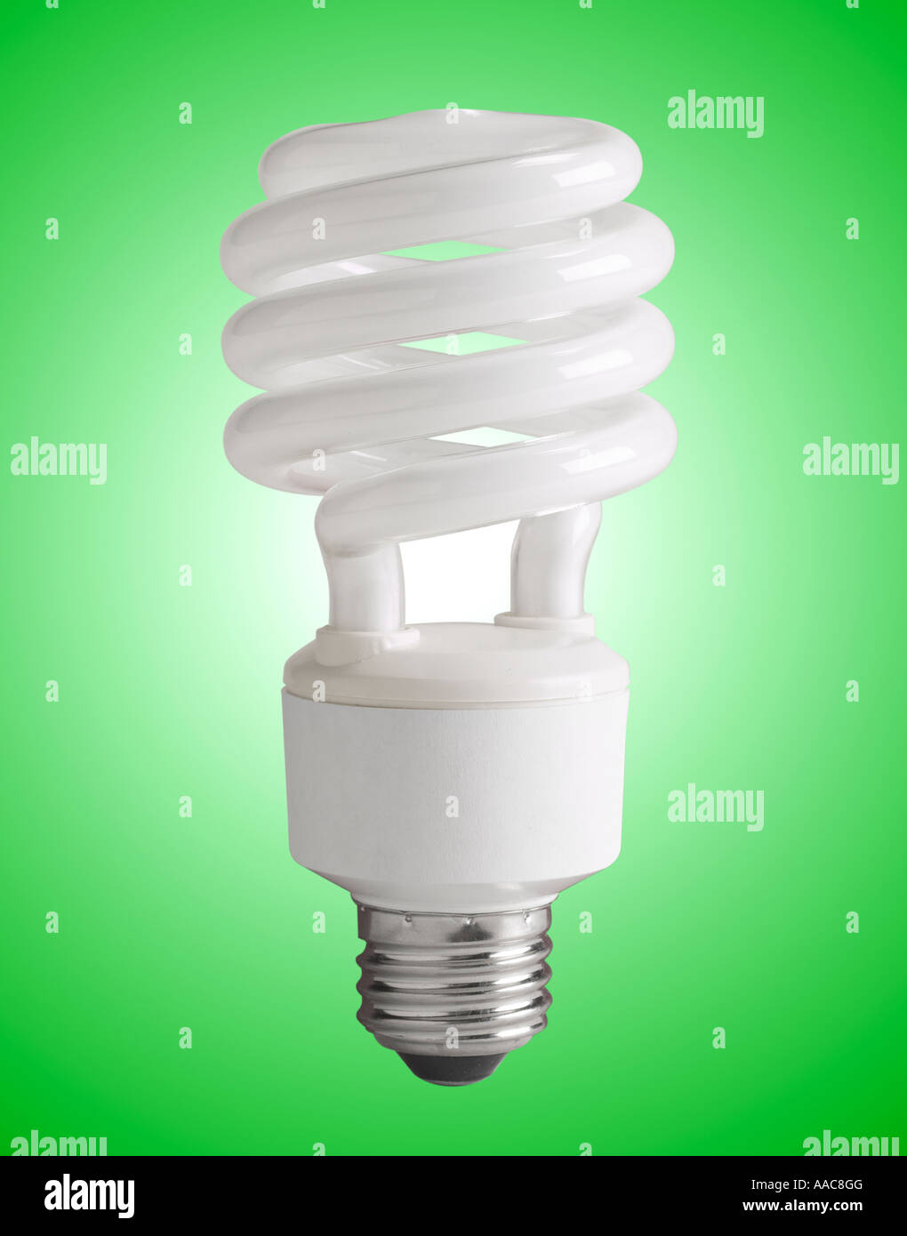 Energy Efficient Compact Fluorescent Light Bulb, CFL Bulb Glowing In ... for glowing cfl bulb  45gtk