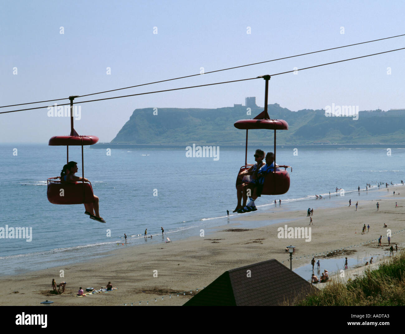 Cable Chair Lift : Cable chair lift north bay scarborough yorkshire