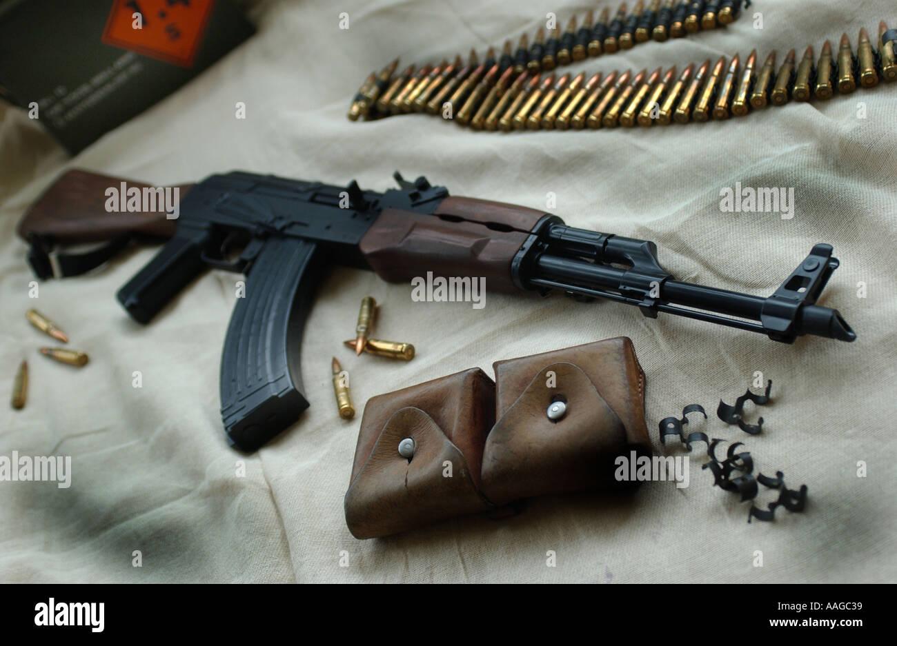 Ak 47 Bullet Belt