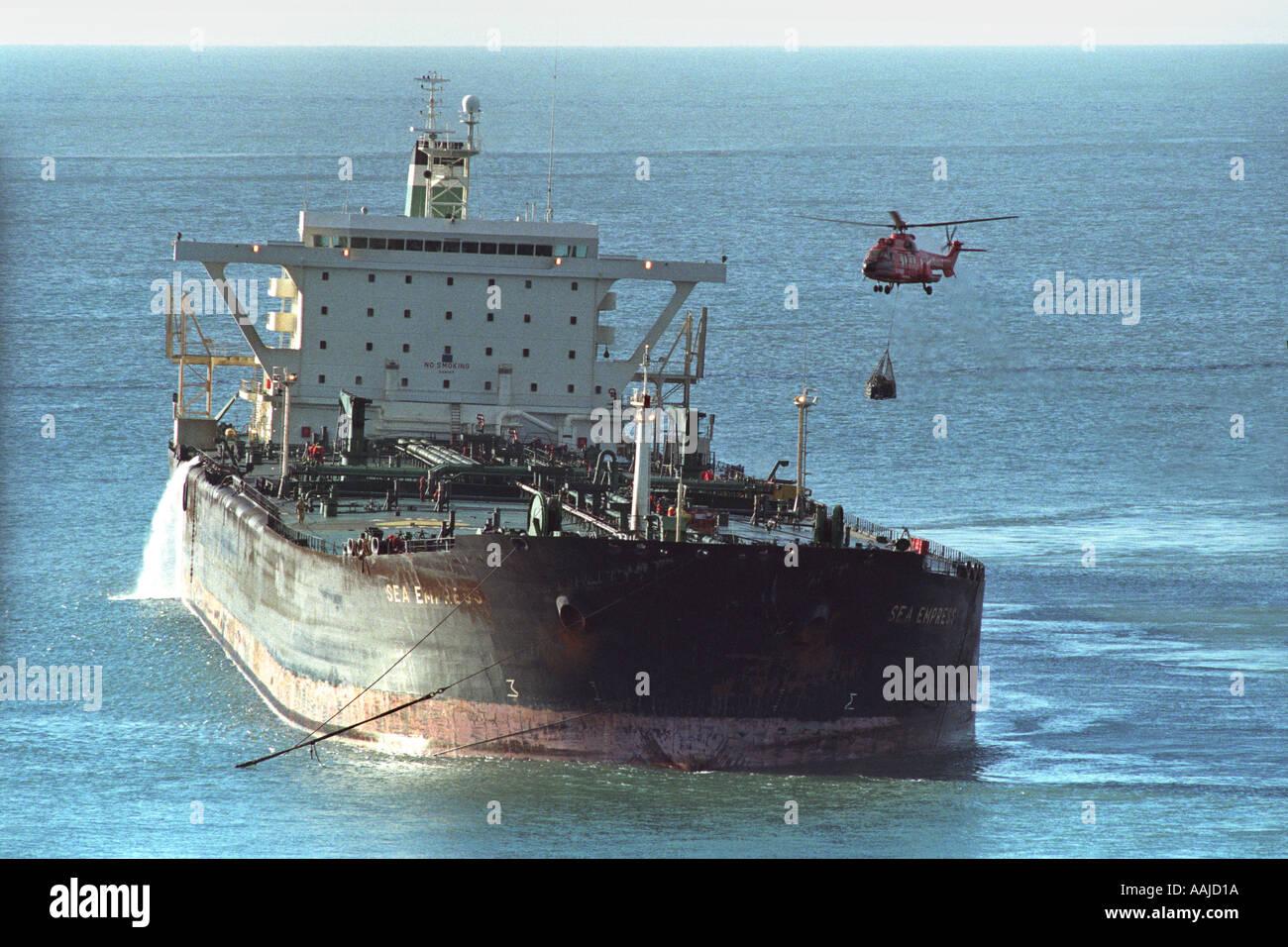 Sea Empress Ship Stock Photos & Sea Empress Ship Stock Images - Alamy